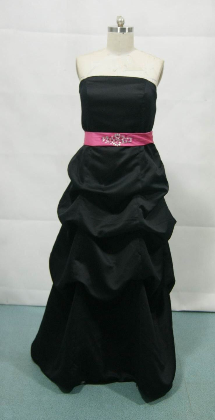 Black dresses for girls, pink/purple/turquoise Black suits for ...