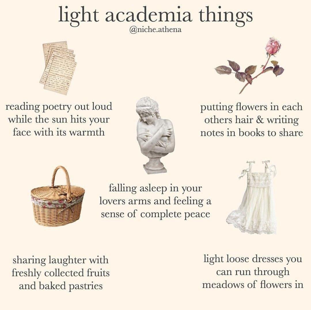 Light Academia Aesthetic Quotes