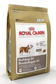 Royal Canin Dry Dog Food Medium Bulldog 24 Formula 30 Pound Bag
