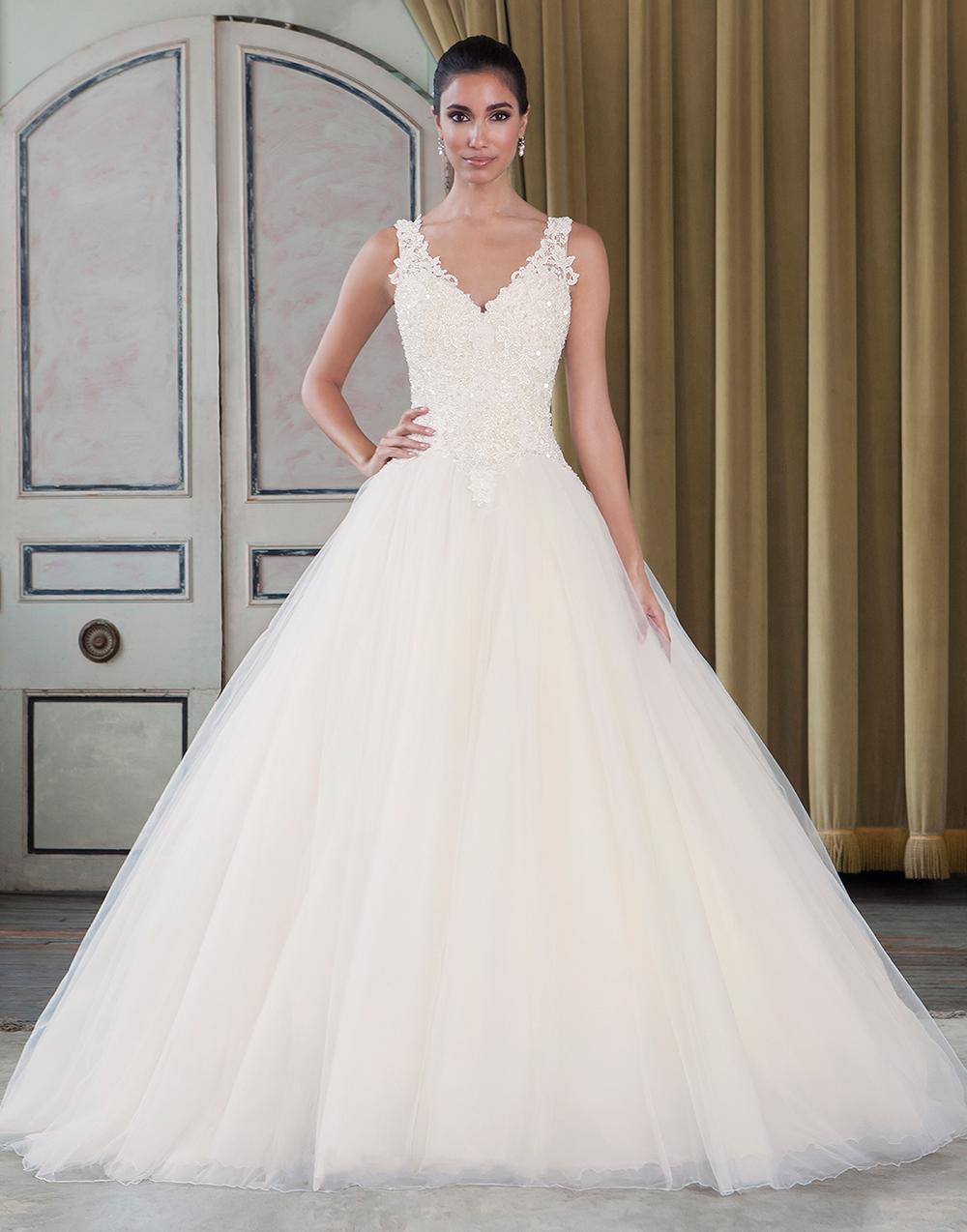Justin Alexander Signature Wedding Dresses Style 9793