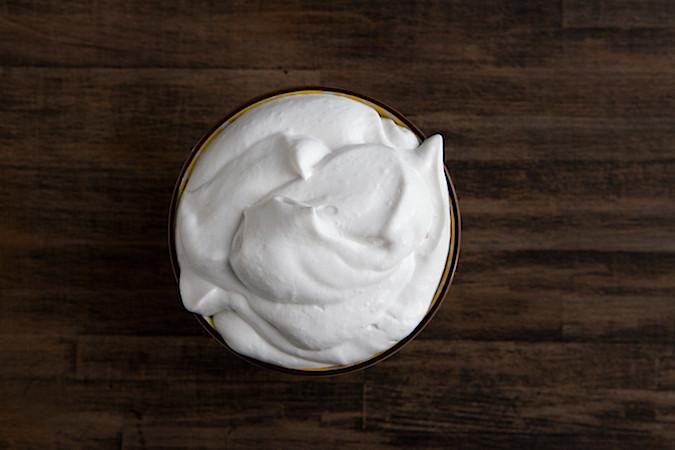 Coconut Milk Whipped Cream Chez Us Nut recipes