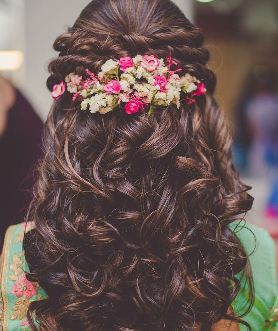 pin by aditi vaid on looks   bridal hairstyles with braids