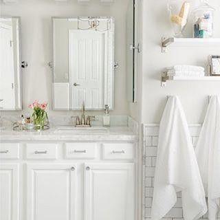 Kensington Pivot Mirror In 2020 Pottery Barn Bathroom Trendy Bathroom Bathroom Design