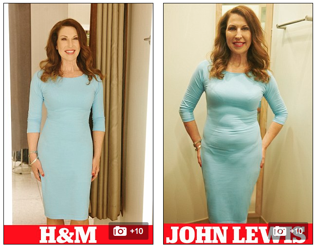 Mirror Mirror on the Wall, who is the fairest of them all? | Alicia Kay Style (Image taken from Daily Mail)