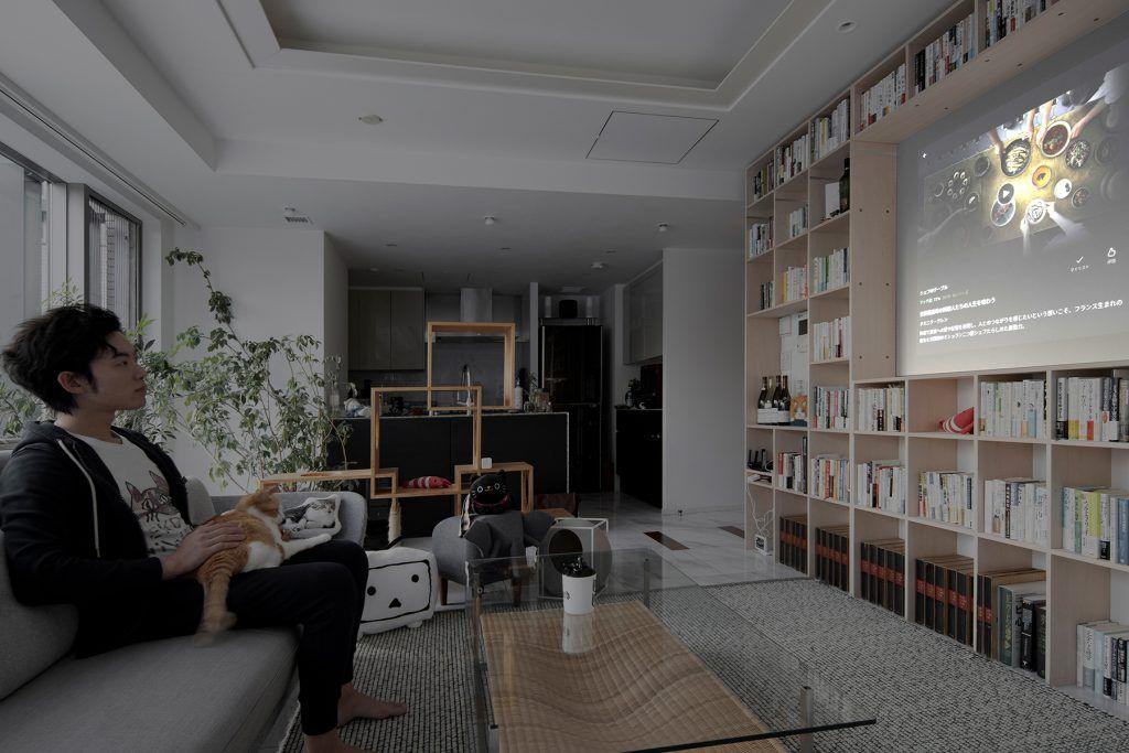 メンタリストdaigoさんの本棚 No 04 2020 本棚 部屋