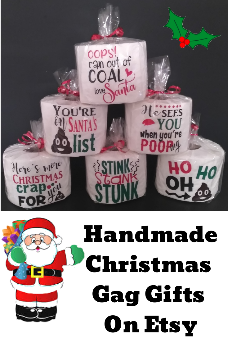 Christmas Gag Gift, Novelty Christmas Gift, Stocking Stuffer, Funny ...