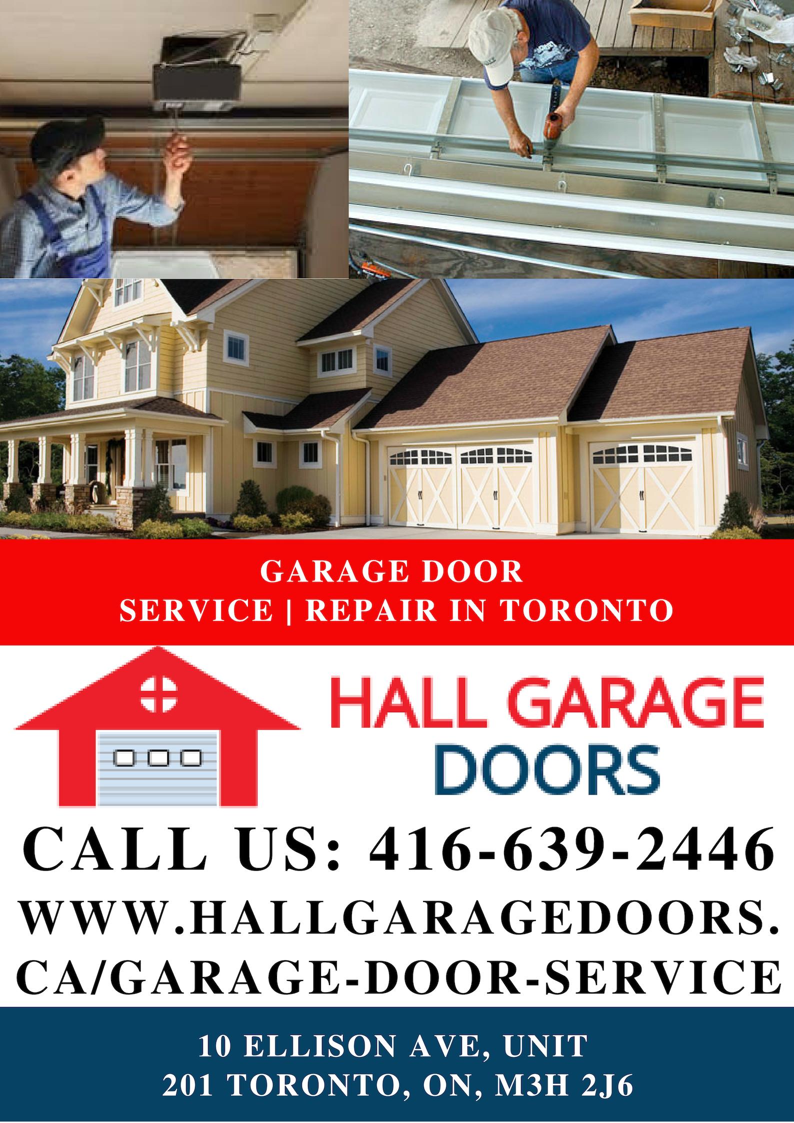 Garage Door Spring Repair Denton Tx