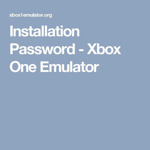 Password for PS3 Emulator.txt