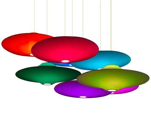 UFO pendants from Studio Lilica