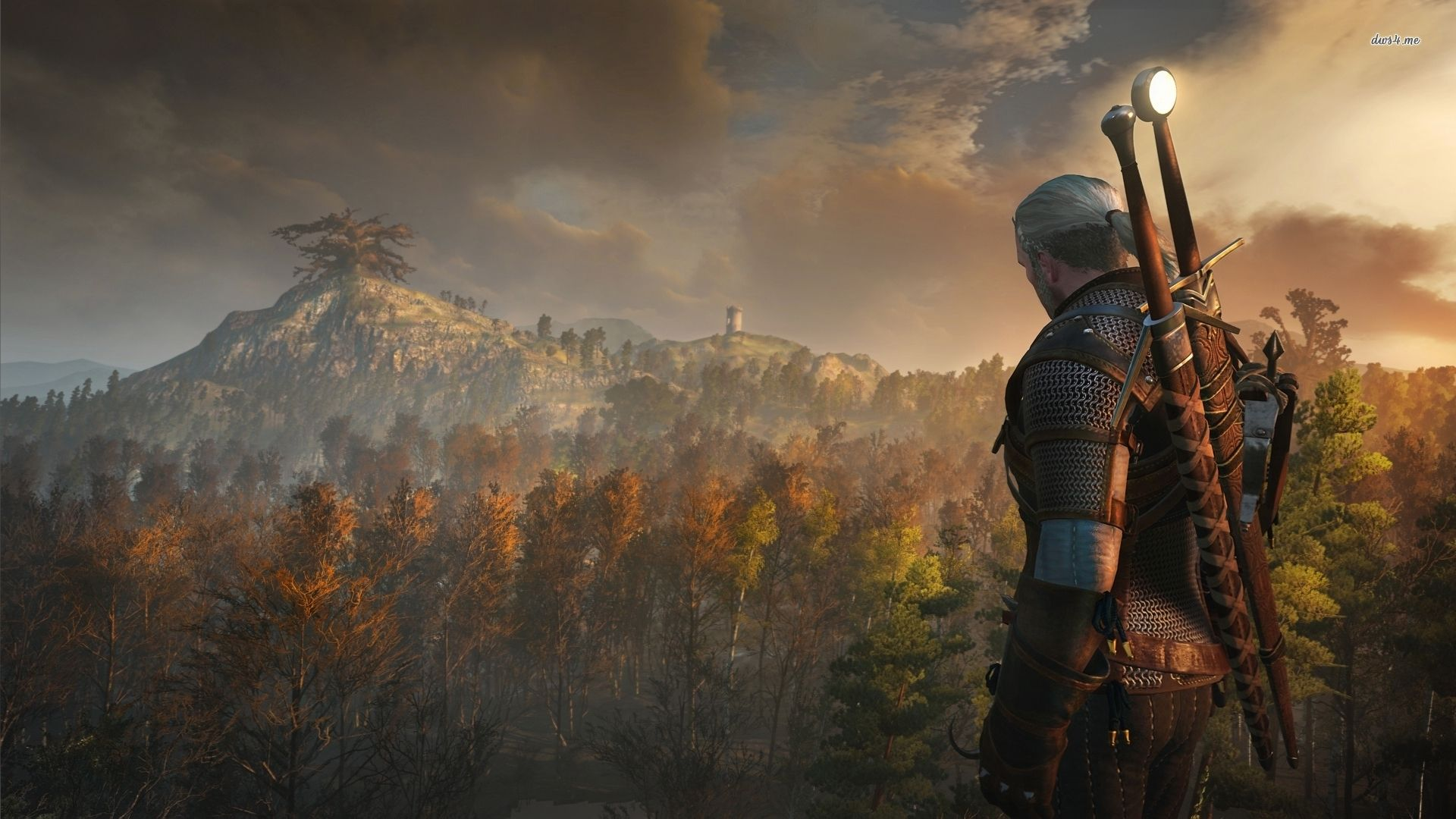 The Witcher Wild Hunt Wallpapers HD Wallpapers | wallpapers | Pinterest | The Witcher, The ...