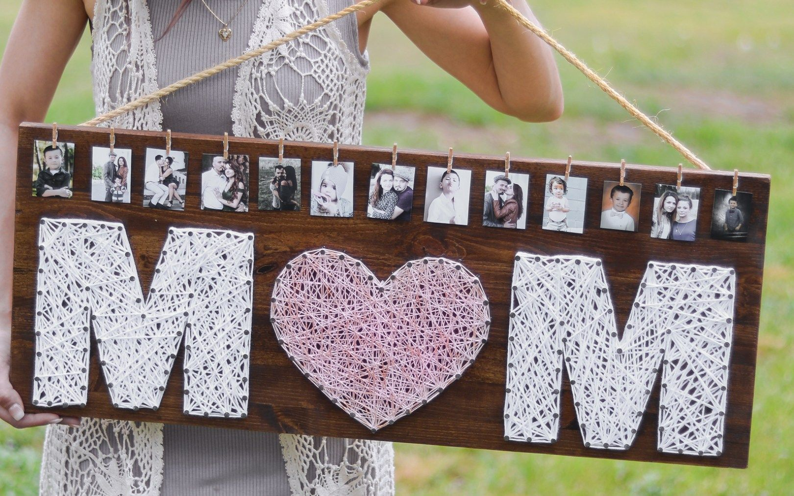 Homemade Mothers Day Gift