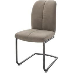 Photo of Chair Sema ¦ brown ¦ Dimensions (cm): W: 46 H: 102 D: 58 HöffnerHöffner
