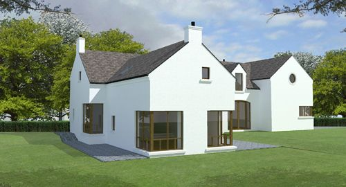 fetching home extension ideas. Rural house Paul McAlister Architects  The Barn Studio Portadown Northern