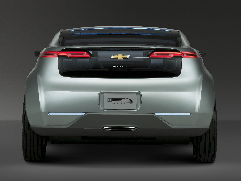 2007 Chevrolet Volt Concept In 2020 Chevrolet Volt Chevrolet Sports Car