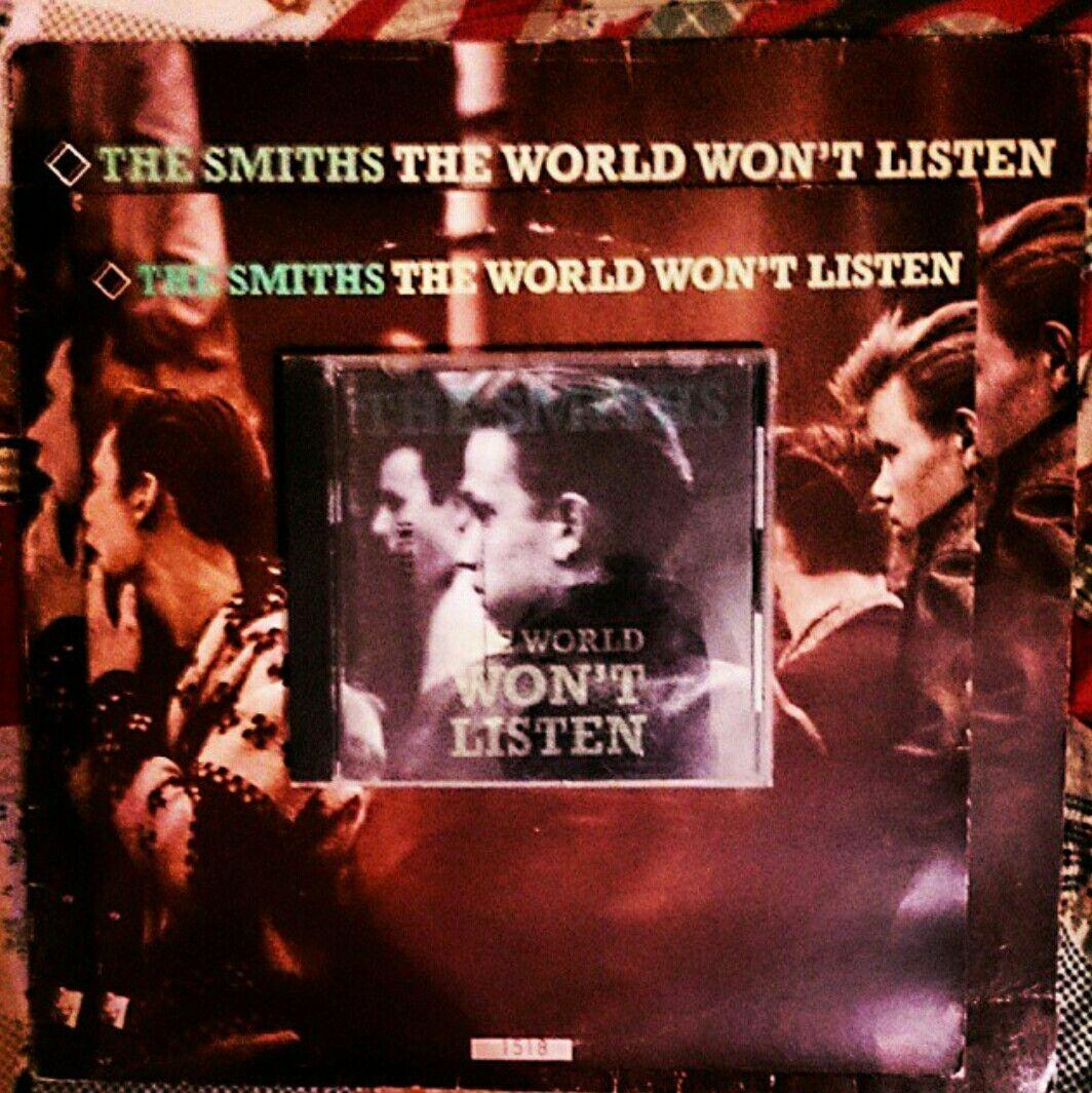 The World Won T Listen Same As Previous I Forget To Post It Before Strangewa Moz The Smiths Pinterest
