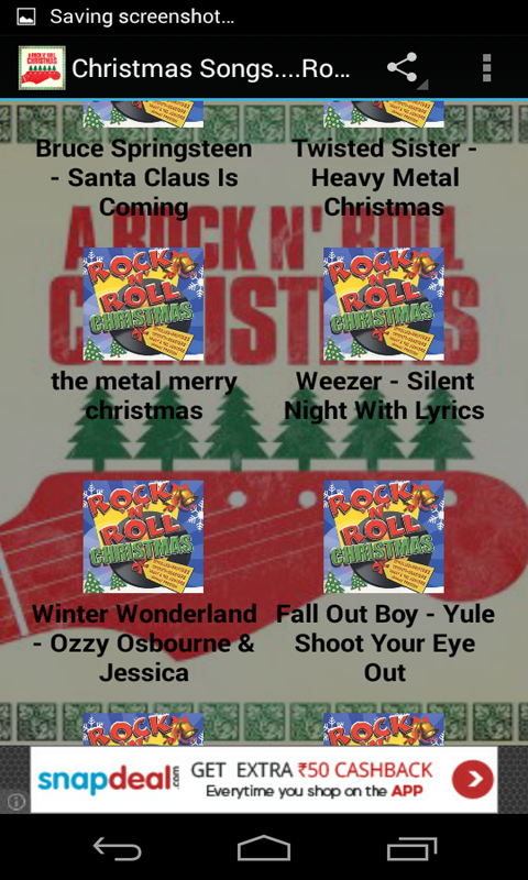 Christmas Songs.Rock N Roll >>> Check this awesome product