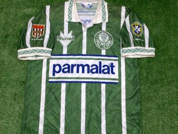 Selling: Mens Rhummell Palmeiras Home 1994 Size M