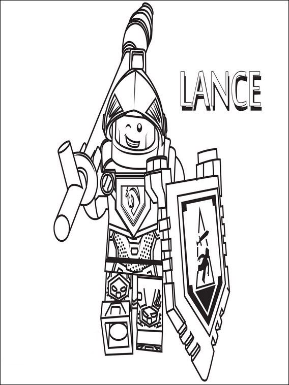 Lego Nexo Knights Coloring Pages 27 Lego Coloring Pages Coloring Pages Lego Coloring