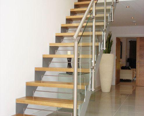 Best Bespoke Staircase Poole Model 500 In 2019 Bespoke 640 x 480