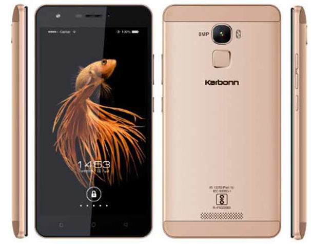 Download Karbonn Aura 4G Flash File Stock Firmware is used for