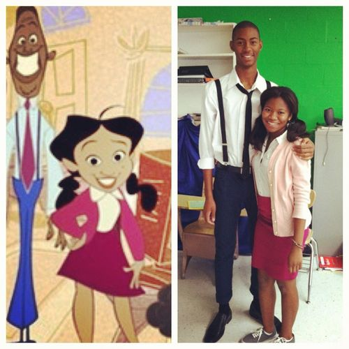 Oscar and Penny Proud costumes Work Pinterest Costumes