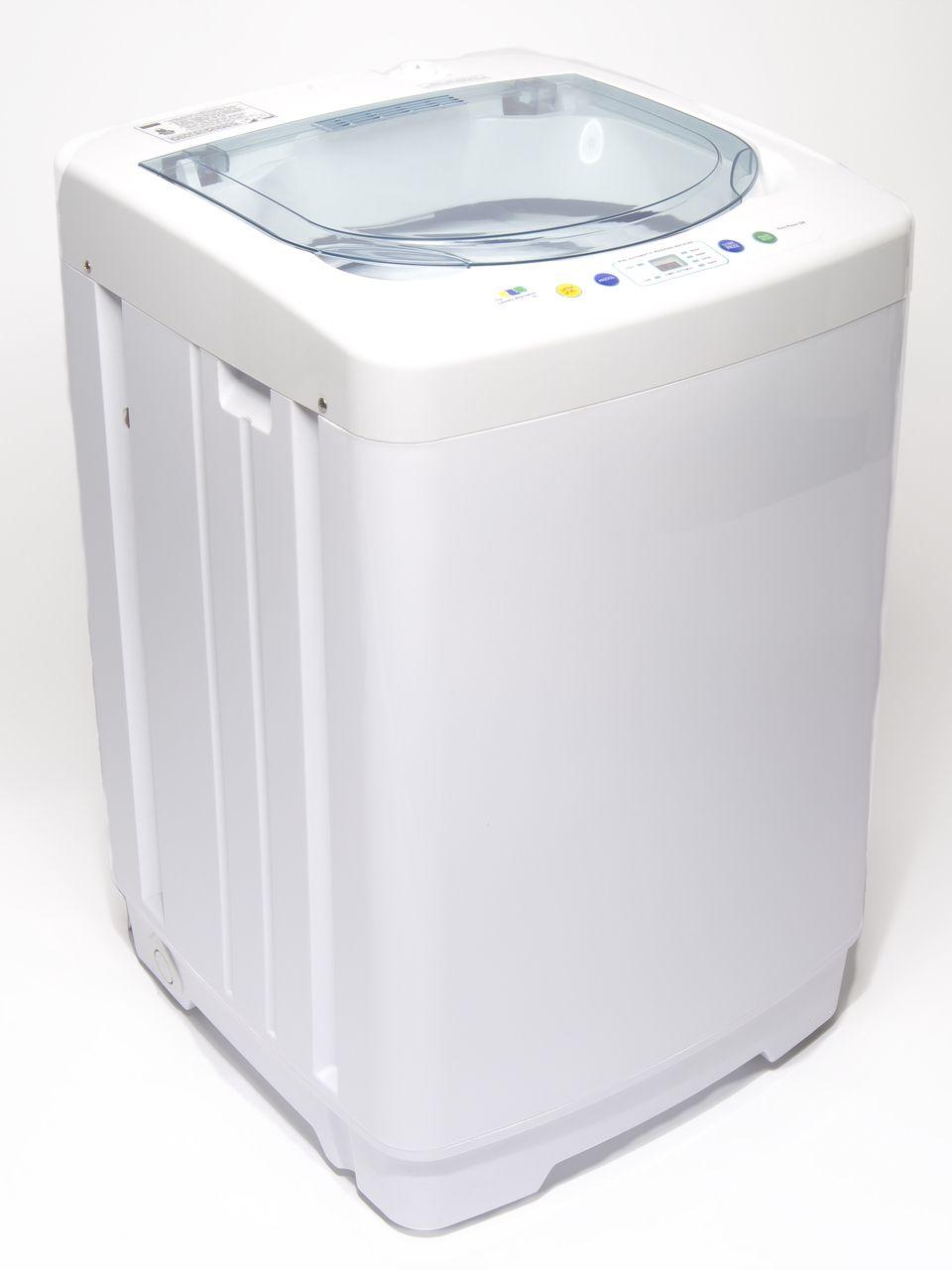 Super Compact Auto Washing Machine The Laundry Alternative