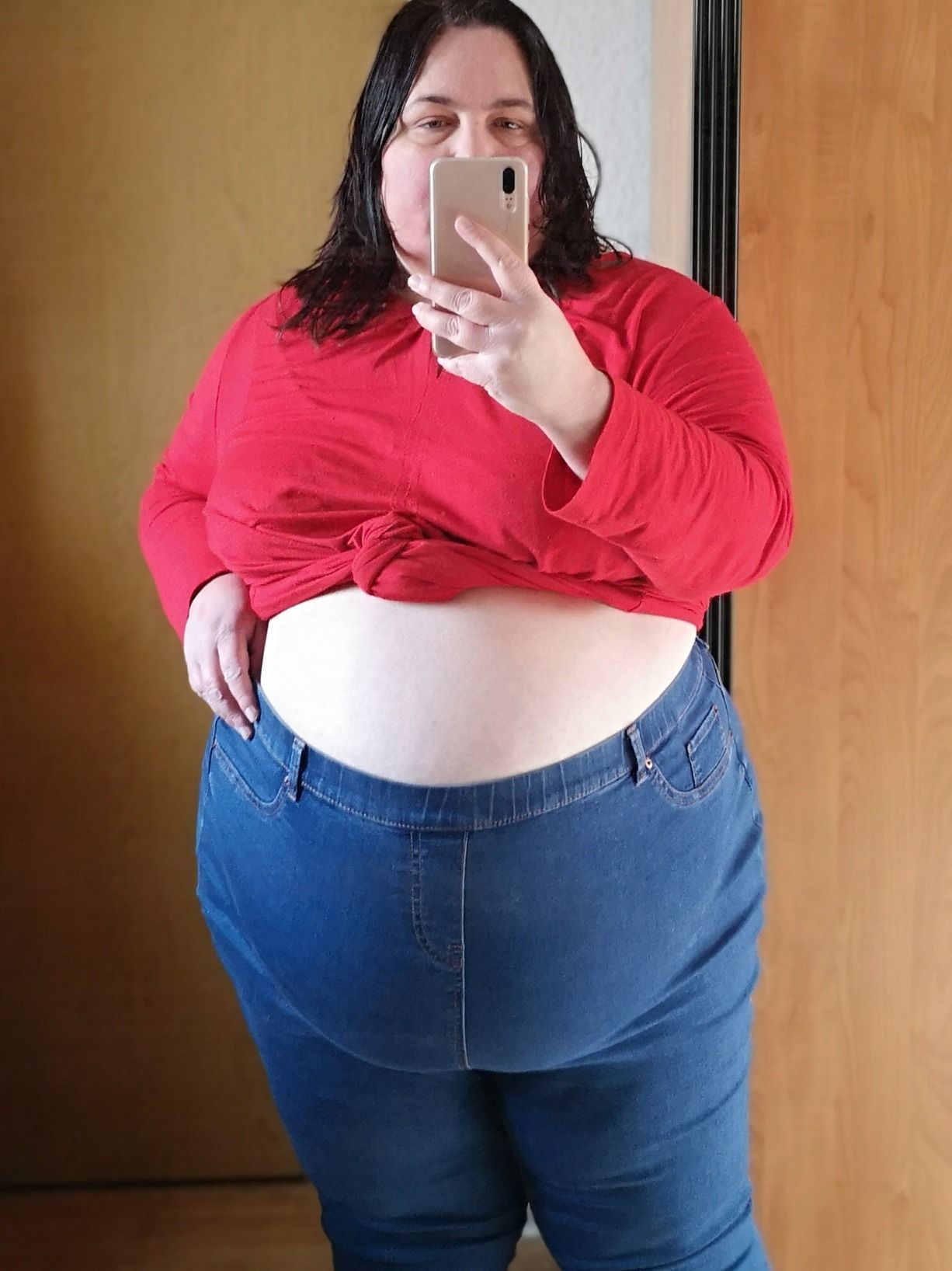 Pin by Stevepauld on Ssbbw in 2020   Crop tops, Tops, Fashion