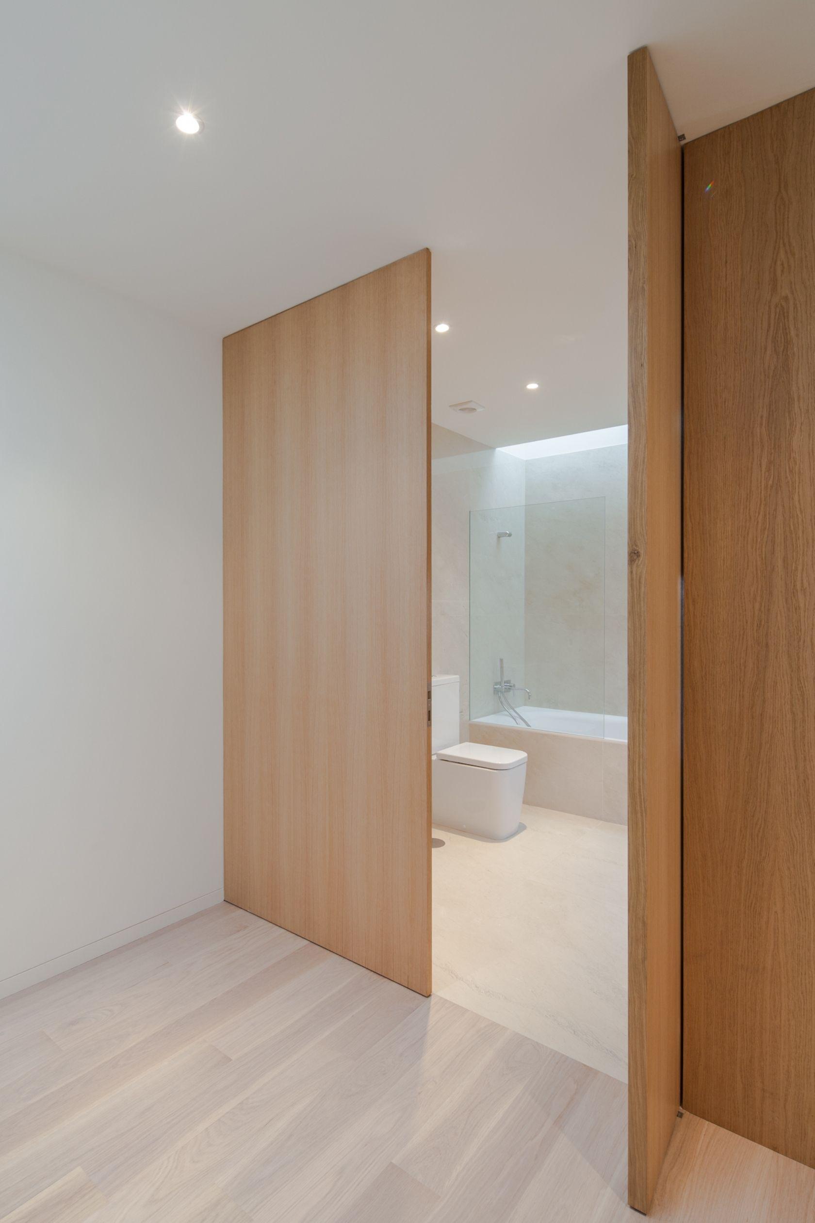 Innenarchitektur für küchenschrank house in penafiel  explore collect and source architecture  bäder