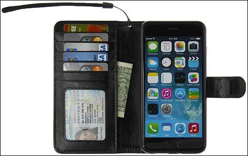 huge discount 704de 43127 Best iPhone 6 Plus Wallet Cases in 2019: Get Rid of Your Fat Wallet ...