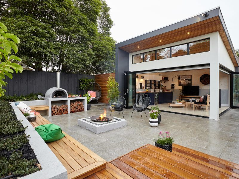 Image result for finishing touches undercover ... on Small Backyard Entertainment Area Ideas id=23817