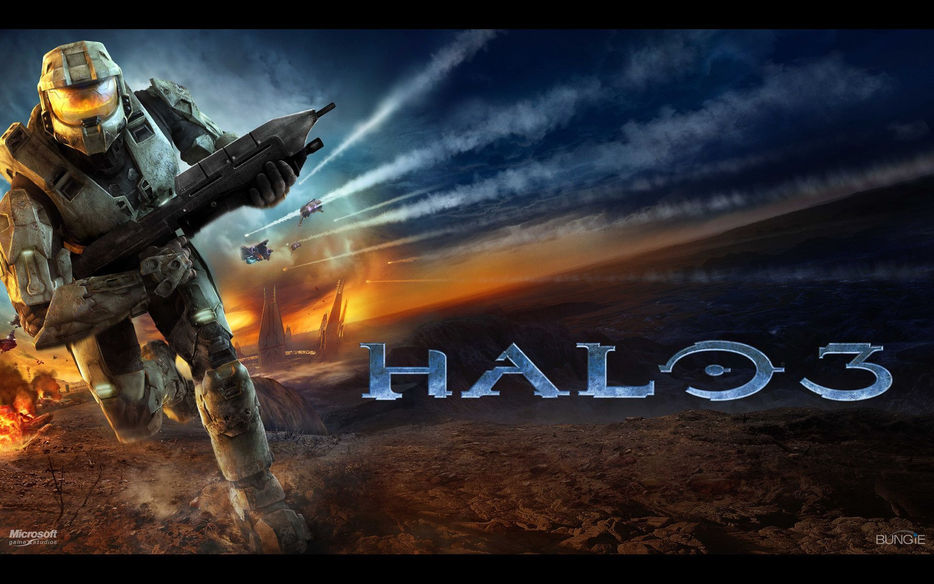 Game halo wallpaper hd hd wallpapers pinterest master chief game halo wallpaper hd voltagebd Choice Image