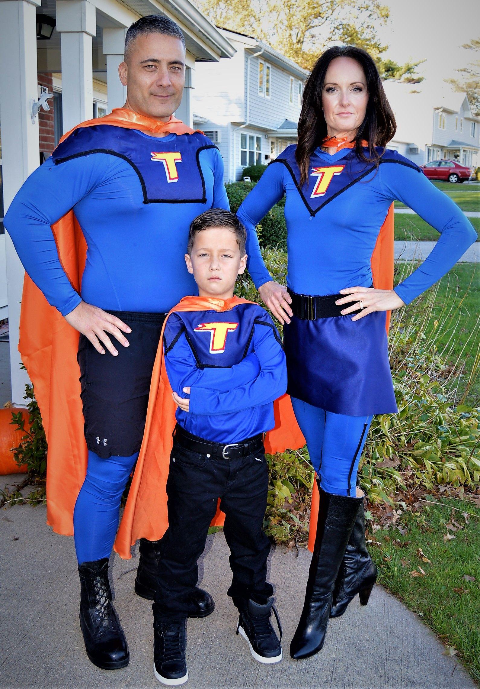 Kostuum Kopen Halloween.The Thundermans Costume Diy Dingen Om Te Kopen In 2019