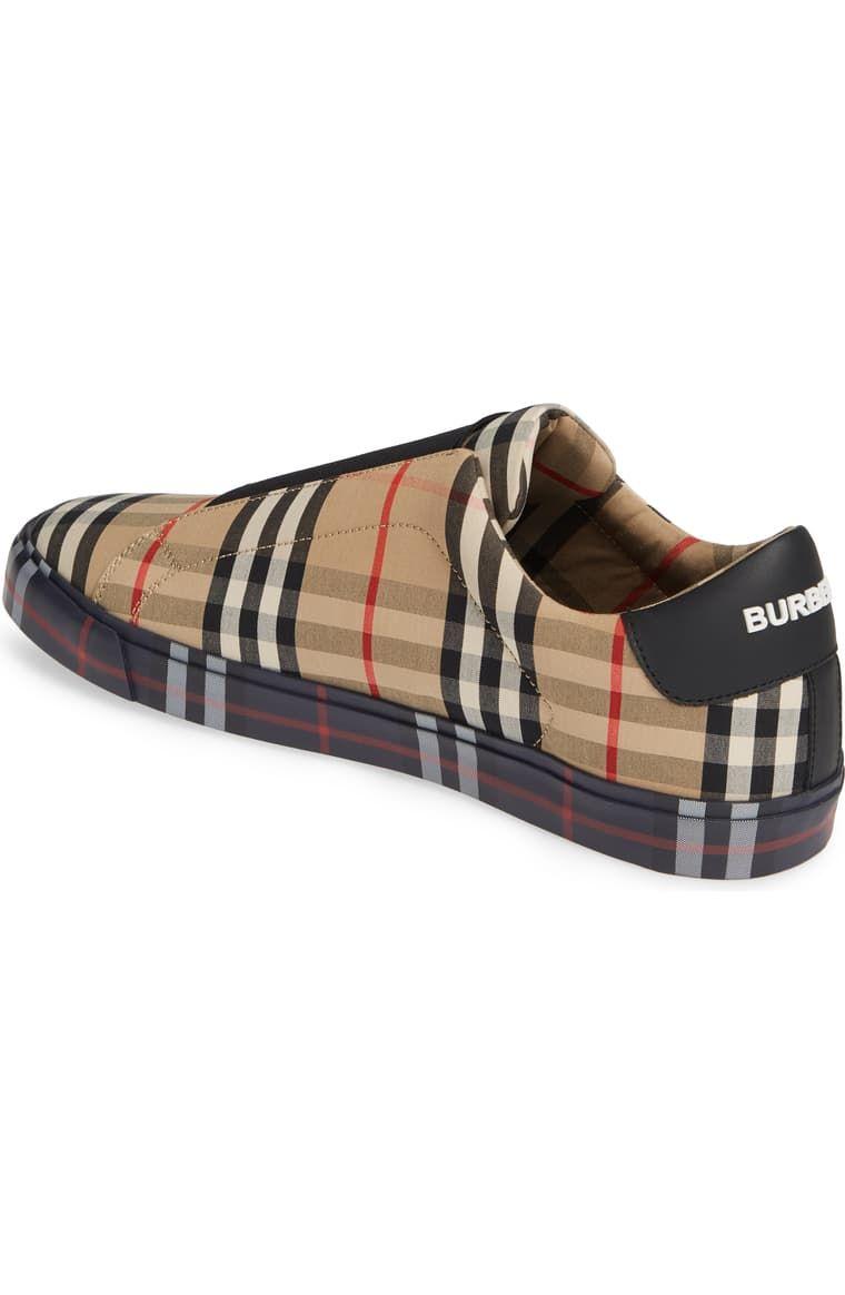 Burberry Markham Slip-On (Men