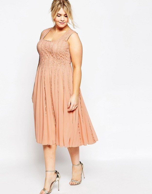 38 beautiful plus size dresses you'll want to wear forever | lace