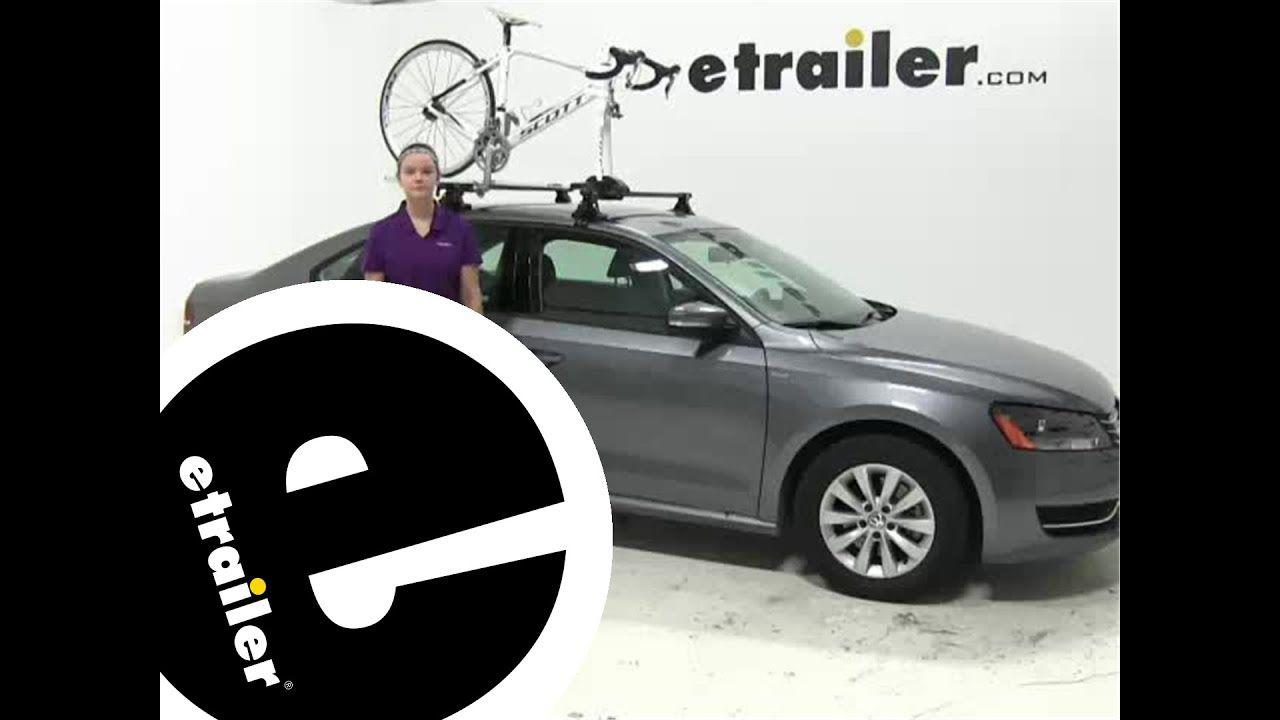 Inno Roof Bike Racks Review 2015 Volkswagen Passat Etrailer
