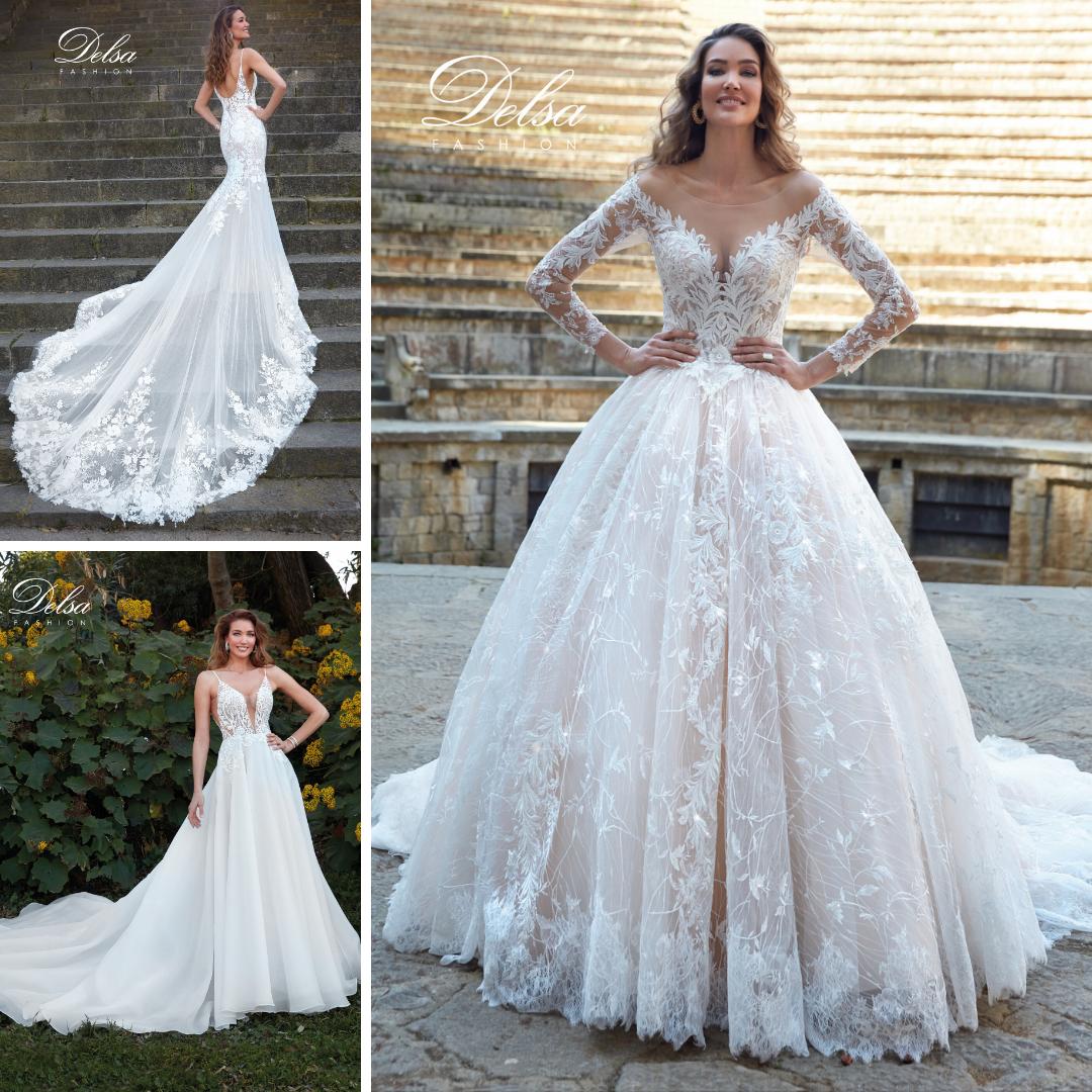 crusz Brautkleider in 20  Brautkleid, Kleid hochzeit