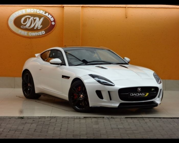 2016 Jaguar F Type R 5 0 V8 S C Coupe Http Www Dadasmotorland
