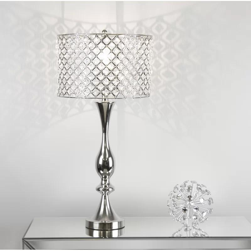 Flannery 28 Table Lamp Reviews Birch Lane Vannaya Stil Nastolnaya Lampa Lampa