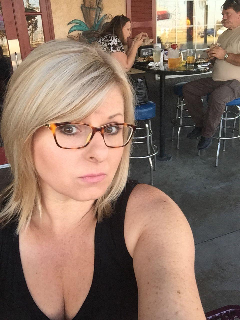 My new glasses!