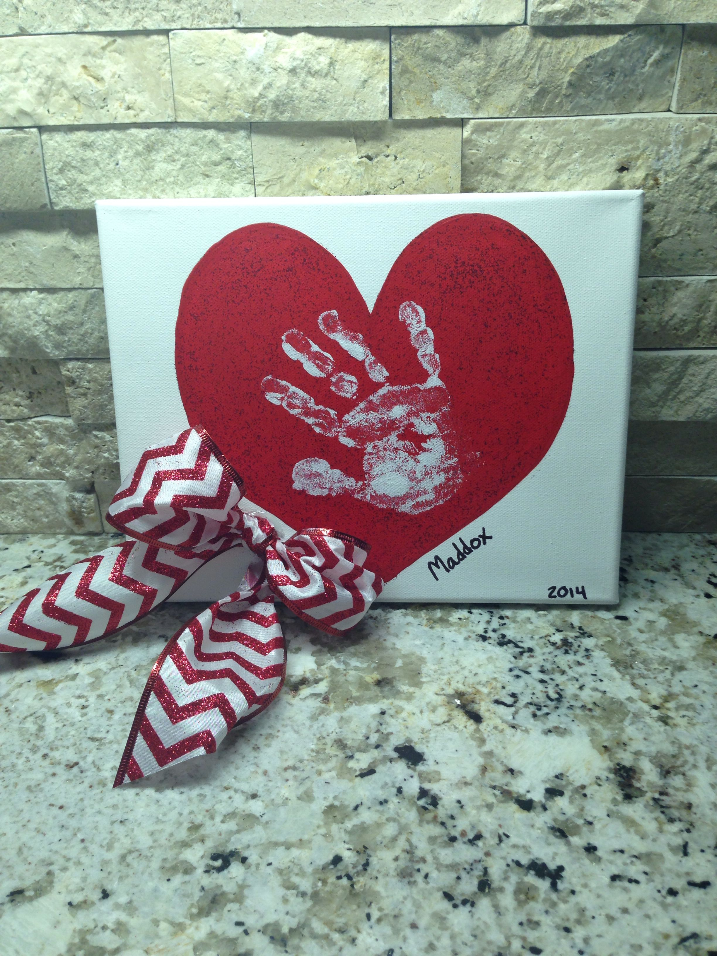 Valentines Day craft for