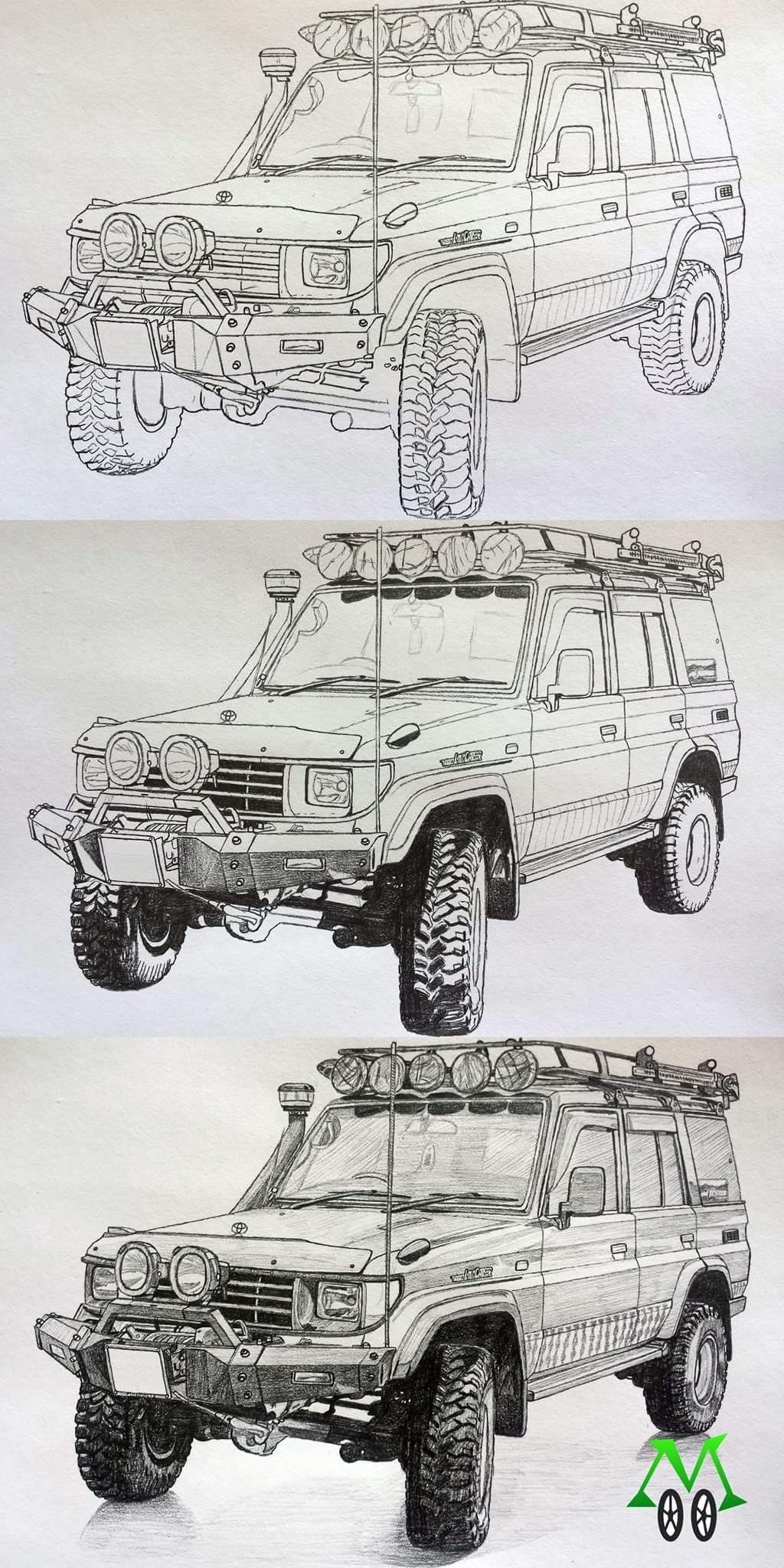 Pin By Kacper Mis On Toyota Classic Cars Toyota Land Cruiser Prado Land Cruiser Toyota Land Cruiser