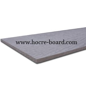 Siding Plank Calcium Silicate Board With Wooden Surface Fiber Cement Fiber Cement Board Cement