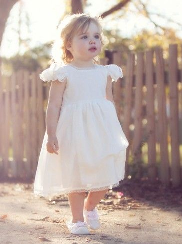 c35df0a8d Dollcake Christening Dress in Ivory **CLEARANCE - 1/2 OFF** - One Good  Thread $31