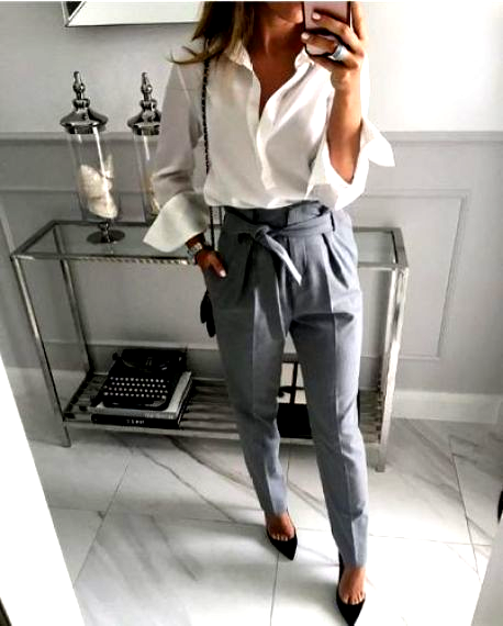 Check Cute and Comfortable Office and Work Outfits to Wear All Day Long, office ...
