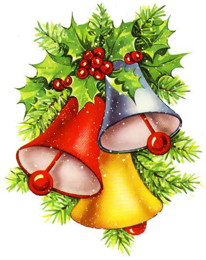 Displaying 1-19 of 19 christmas bells clipart. Description from ...