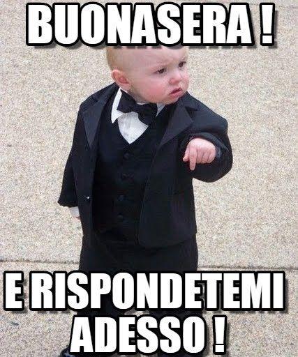 BUONA SERA DIVERTENTE CON DEDICA SPECIALE - CheLaVitaContinua