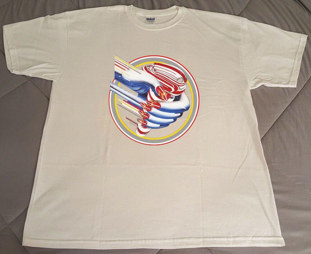 d7afd8e9 Vintage Judas Priest Tee Shirt Turbo Fuel For Life Tour 1986 gildan reprint  #fashion #clothing #shoes #accessories #mensclothing #shirts (ebay link)