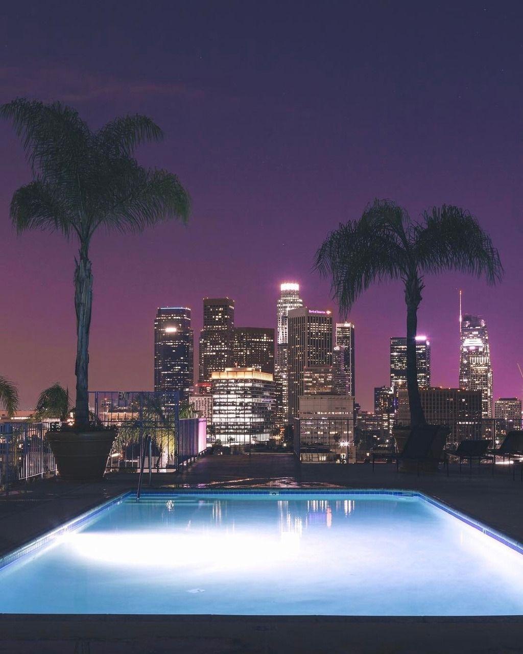 Los Angeles California by Sttephen | CaliforniaFeelings.com #california #cali #LA #CA #SF