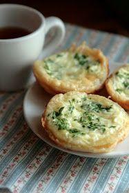 Indigo Scones: Mini Quiche Appetizers
