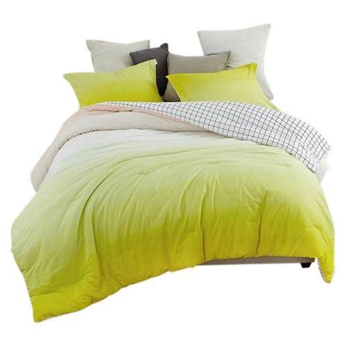 Ombre Sunshine Comforter Set By Byourbed Comforter Sets